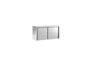 WALL CABINET, STAINLESS STEEL