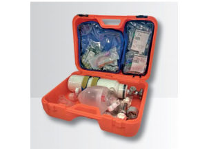 EMERGENCY EQUIPMENT OXYGENOTHERAPY