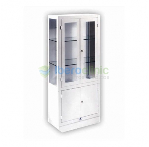 CABINET WITH CUPBOARD