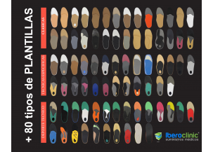 Solutions for your insoles
