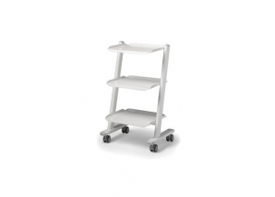 MOBILE CART ZILFOR C3RK THREE SHELVES 49X37X77 CM ELECTRIC