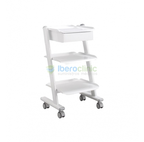 MOBILE CART ZILFOR C3K1 WHEEL-ABLE WITH 1 DRAWER