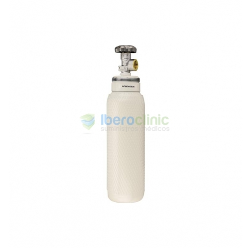 2 LITER OXYGEN BOTTLE (WITHOUT CHARGE)
