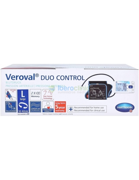 TENSOVAL DUO CONTROL
